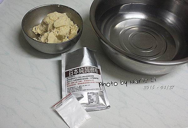 自製豆渣蒟蒻-02