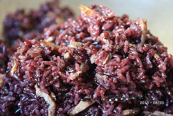 紫糯米油飯-05
