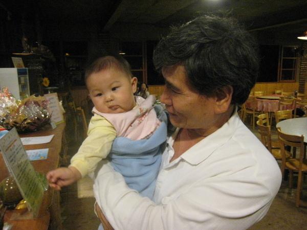 瀚爸也超愛Nana的