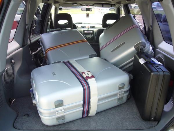 總統行李被我亂擺