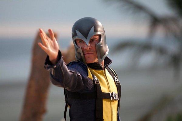萬磁王(Magneto)- Michael Fassbender