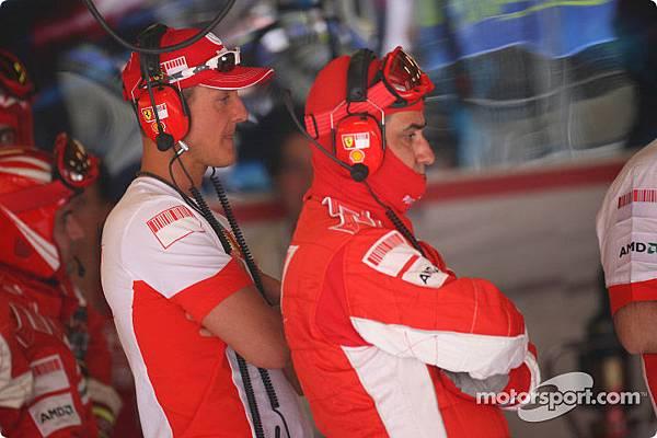 大舒in20070513西班牙GP