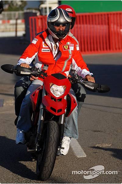 大舒in20070512西班牙GP排位