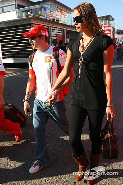 20070512西班牙GP排位-Kimi