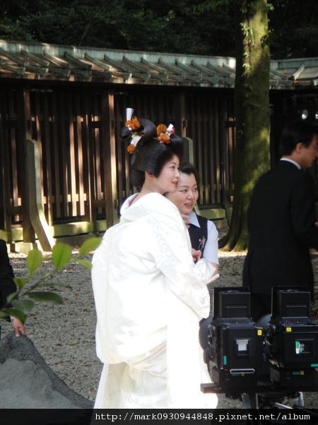 傳統日本新娘服飾