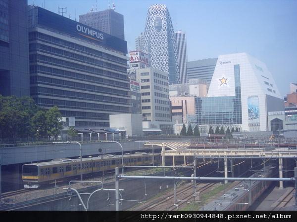 日本的地鐵系統真是太發達了