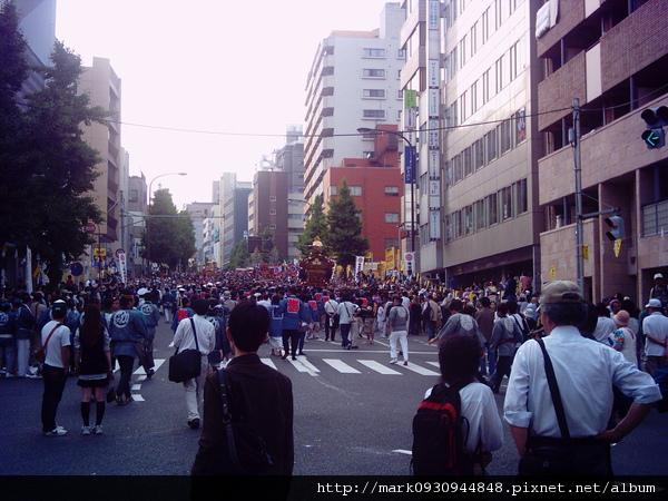 秋葉原這邊正舉辦著最盛大的東京三大祭典之一的神田祭