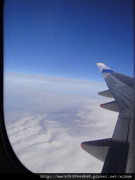 很享受這種飛在雲端的感覺