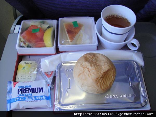 回乘機上的餐點真的比較好吃