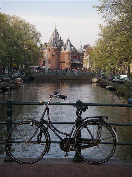 單車在荷蘭.JPG