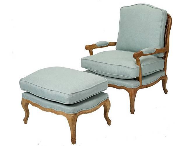 法式籐編椅背沙發4