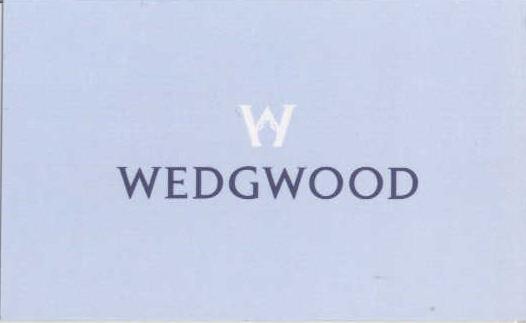 Wedgwood 名片