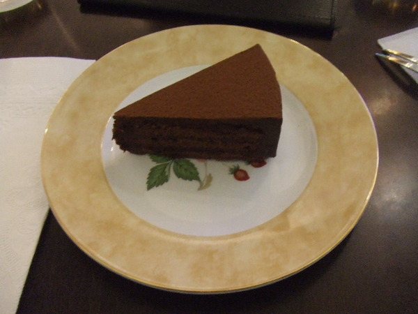 濃情巧克力蛋糕