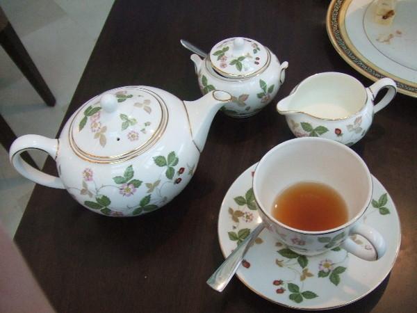 英式早餐茶