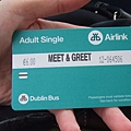 Air link -Dublin Airport to the Dublin