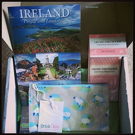 My Irelandbox August