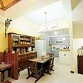 竹間歐式鄉村風餐廳