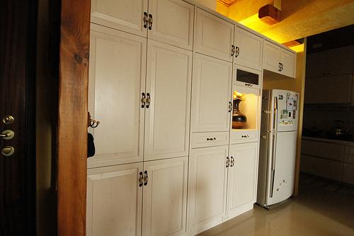 玄關/餐廳區的置物櫃