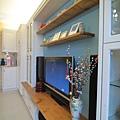 客廳電視牆