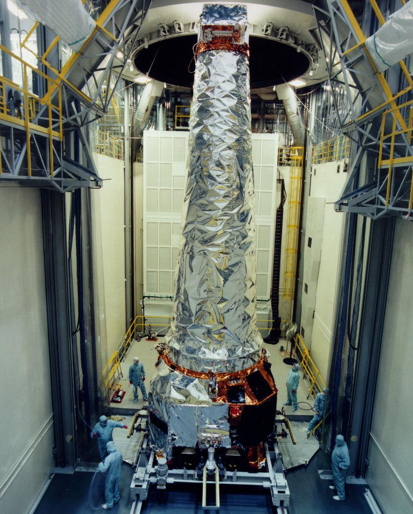 錢卓X射線太空觀測衛星