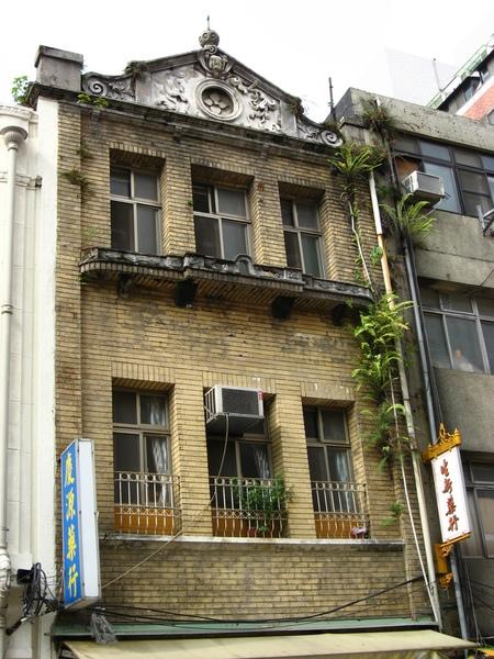 有年代感的西式建築