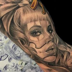 人體藝術繪畫 - 紋身不再禁忌