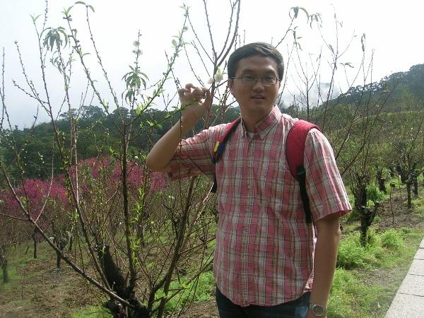 20090207 政大杏花林