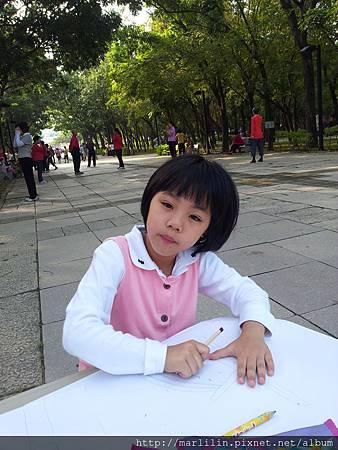 20121010都會公園寫生 (2)