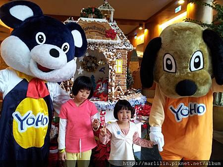 薑餅屋20121209