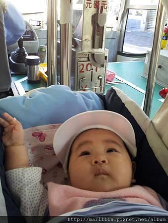 小三搭公車20121221