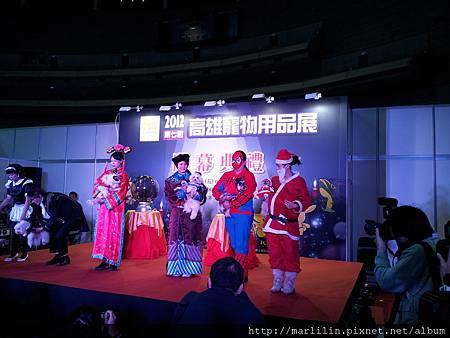狗狗走秀20121221