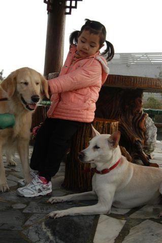 芊與兩狗.JPG