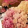 六福皇宮-粉白色婚禮佈置