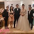 婚禮主持人Isa