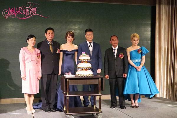 【風采婚禮】主持人Mina