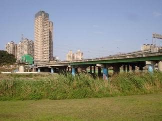 秀朗橋沒有便橋-1
