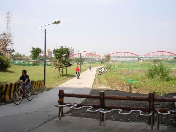 福和到永福的自行車道