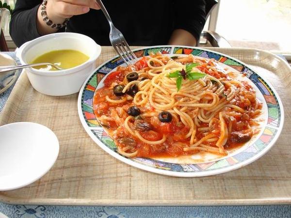 08-不定時推出的義大利麵套餐