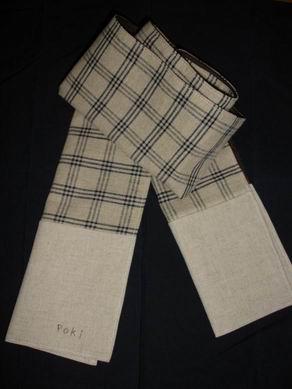 手工圍巾(捲捲)