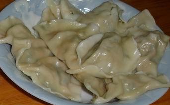 安卓媽的愛心晚餐-手工水餃