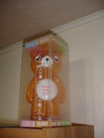 2009-生日小物-熊撲滿盒裝