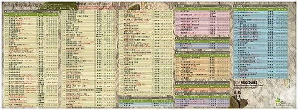 2006山線社區大學簡章內頁