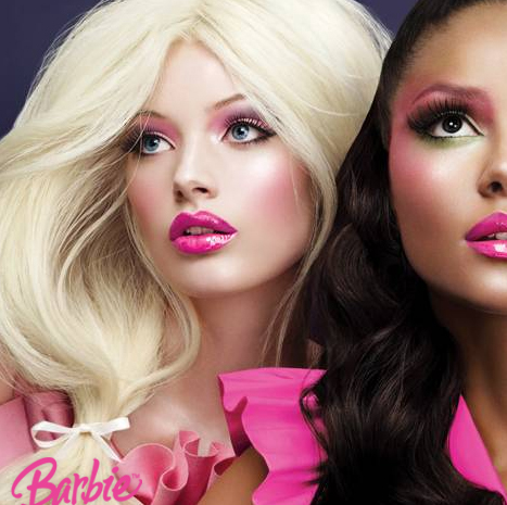barbie makep