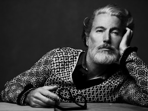 Aiden Shaw by Giampaolo Sgura for Hercules Universal Magazine