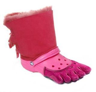 ugg croc toes shoe ugliest shoe ever