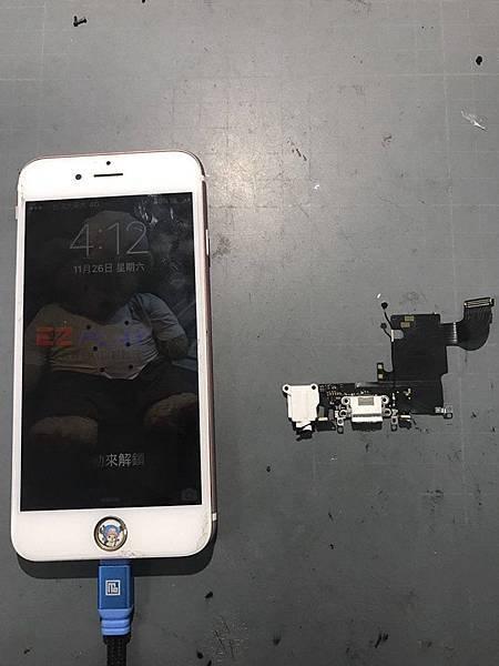 IPHONE 6充電接觸不良