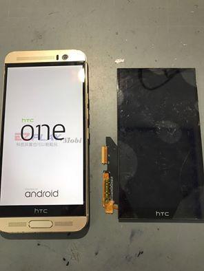 HTC M9+被機主帶進廁所n