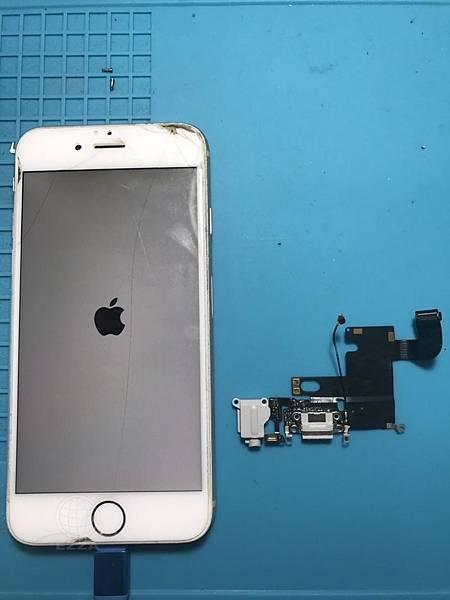 IPHONE6無法充電