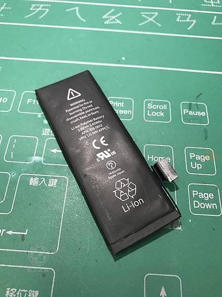 I5電池膨脹(1)