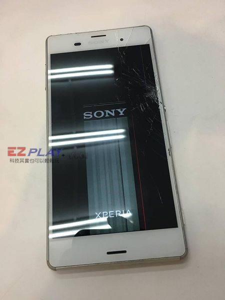 Sony Z3面板整組壞光光